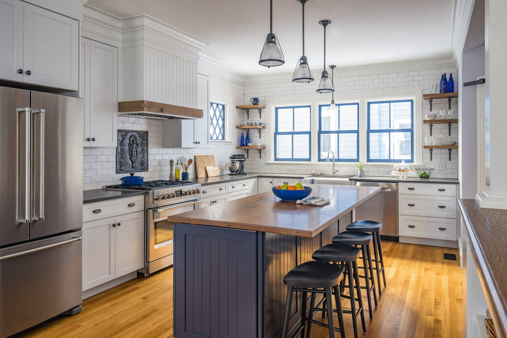 Newton MA Addition This Old House Kitchen