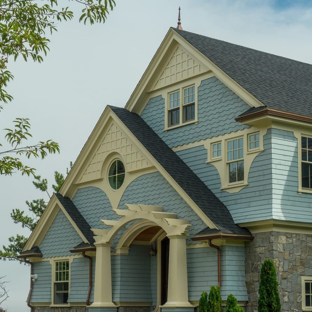 Architecture Portfolio Oceanfront Shingle Style Gloucester MA