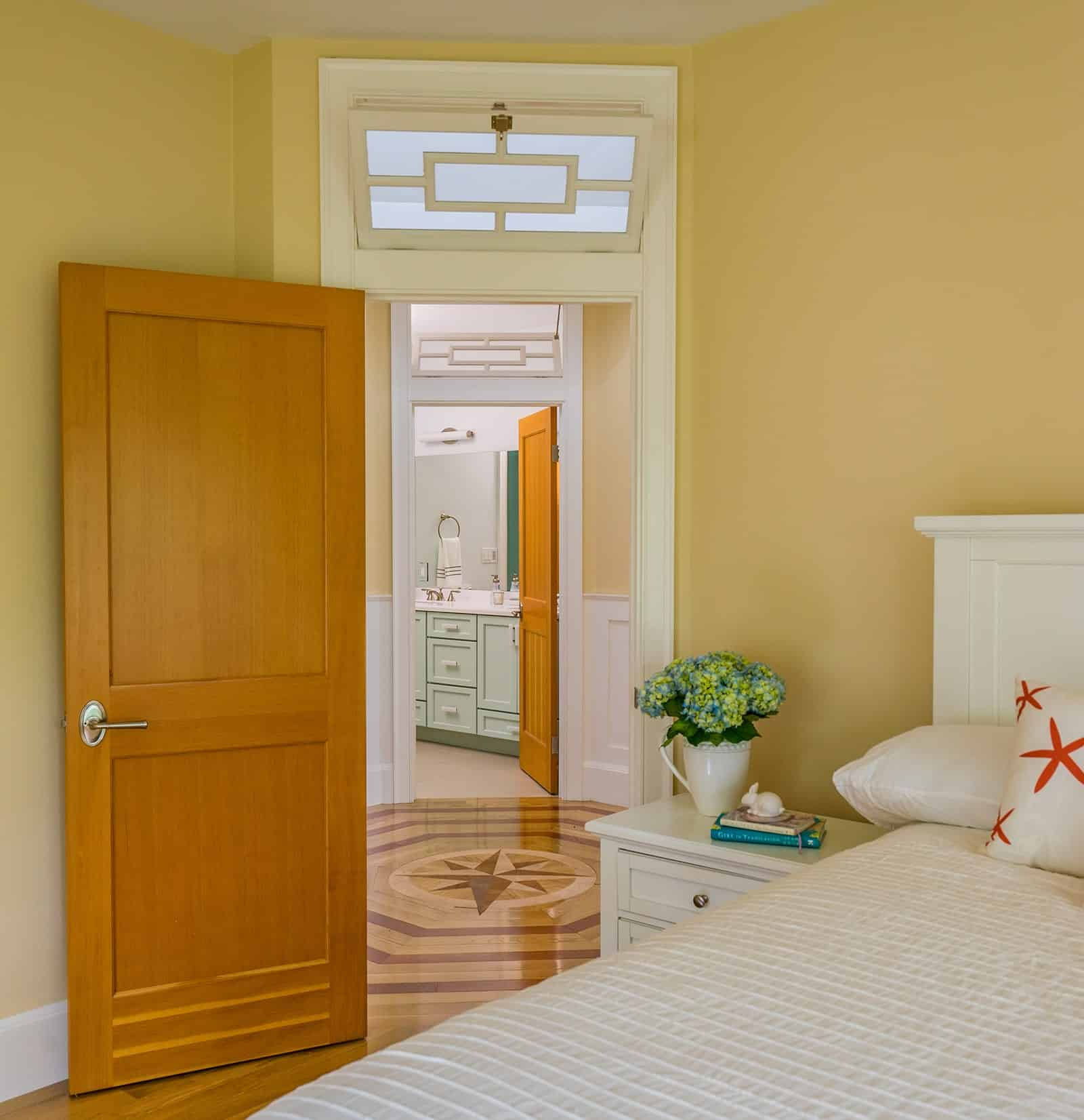 Gloucester MA Beach Cottage Bedroom