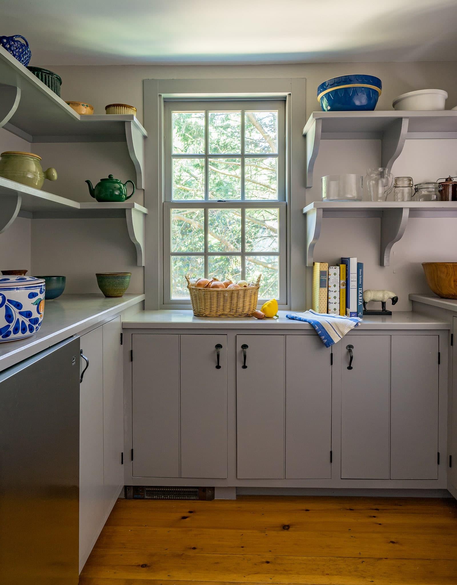 Historic Haverhill MA Interior Kitchen