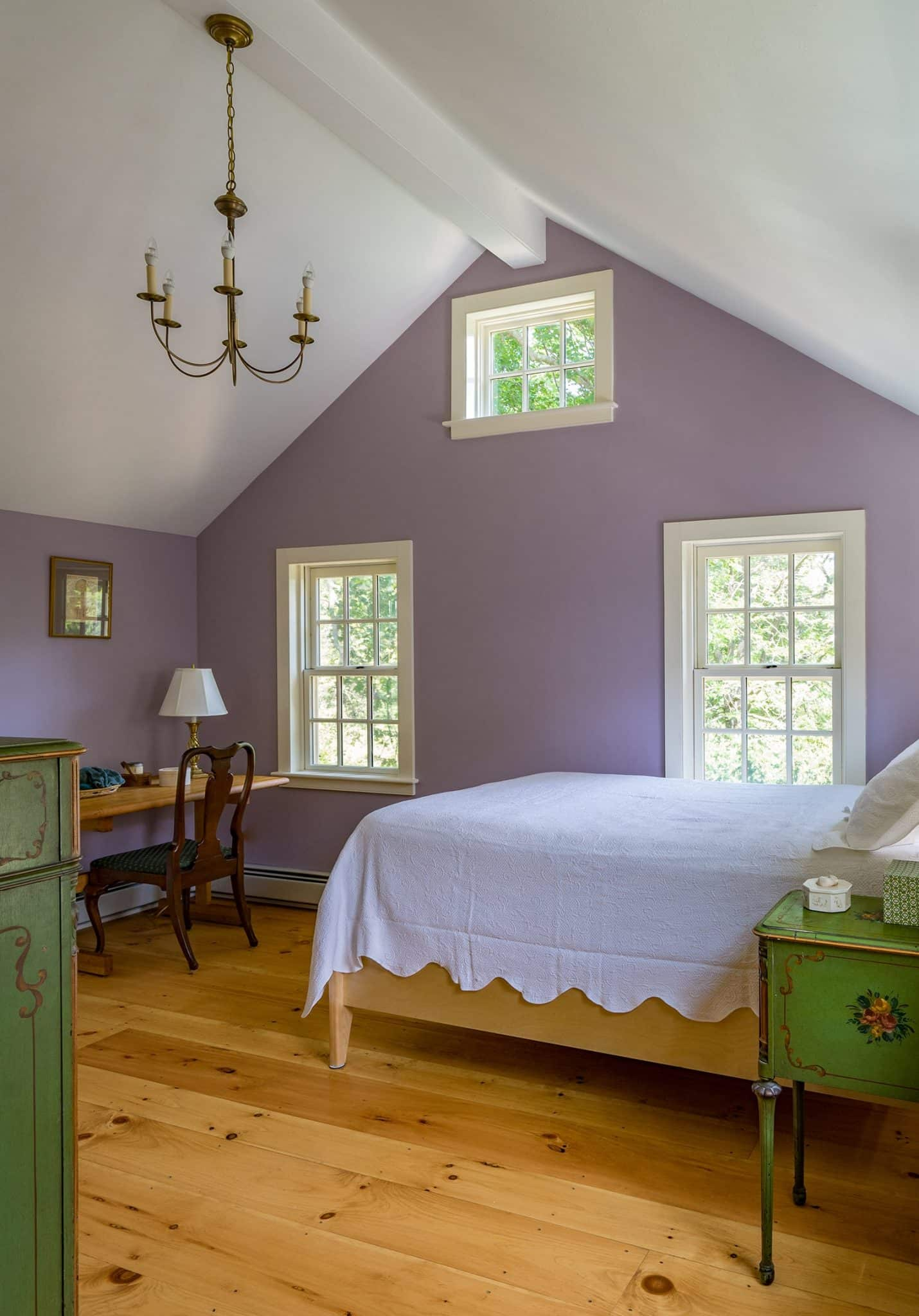 Historic Haverhill MA Interior Bedroom