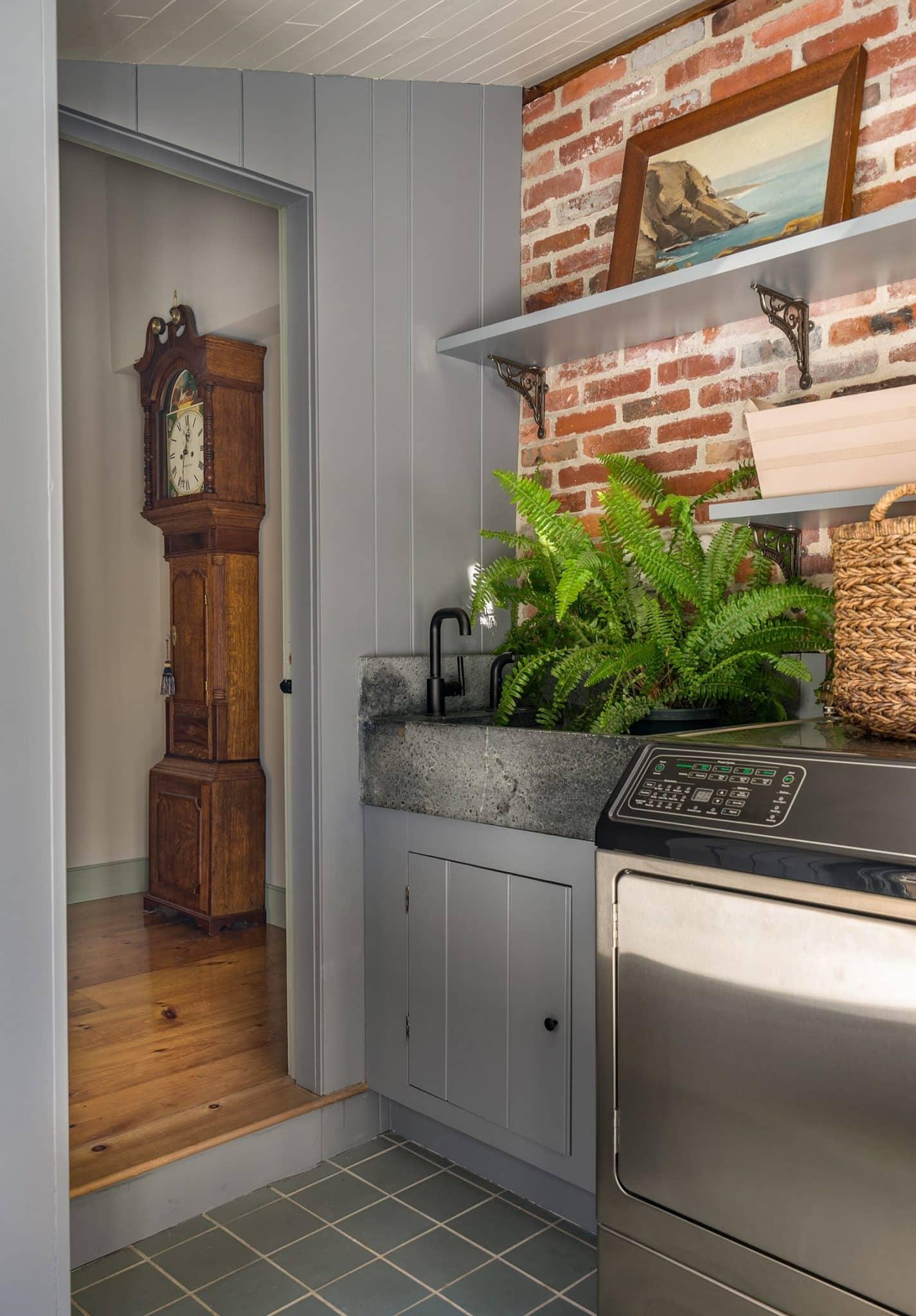 New Hampshire Homestead Historic Interior