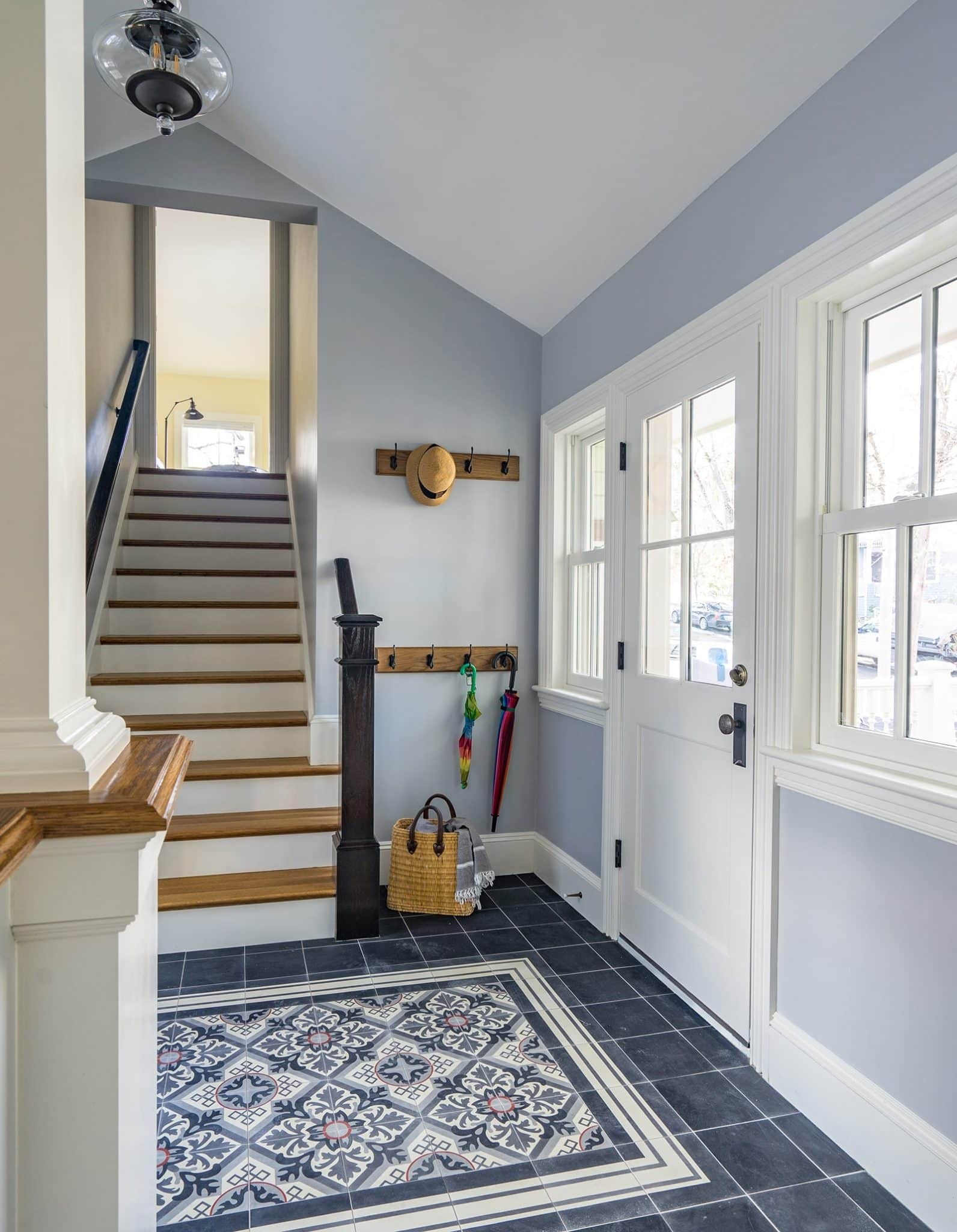 Newton MA Addition This Old House Mudroom