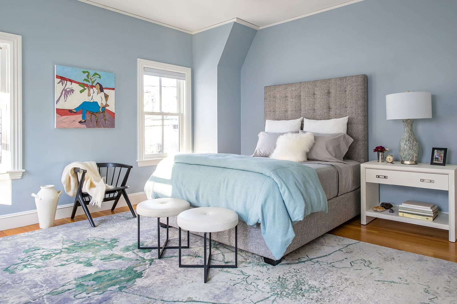 Newton MA Addition This Old House Bedroom