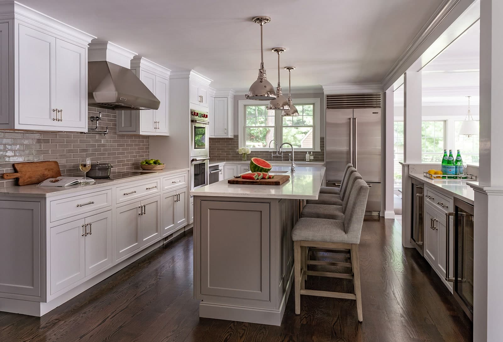 North Shore Tranquility Interiors Middleton MA Kitchen