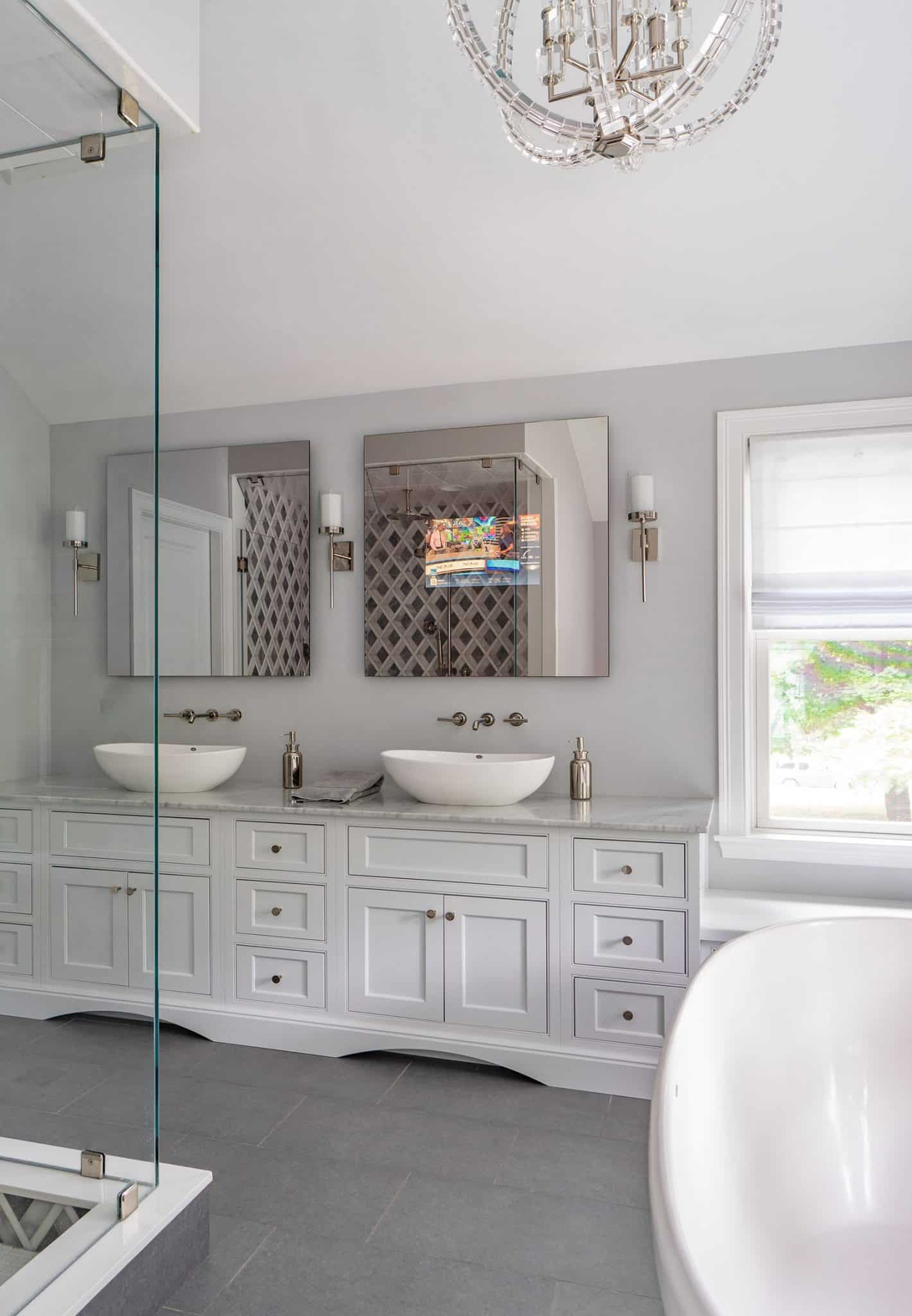 North Shore Tranquility Interiors Middleton MA Bathroom