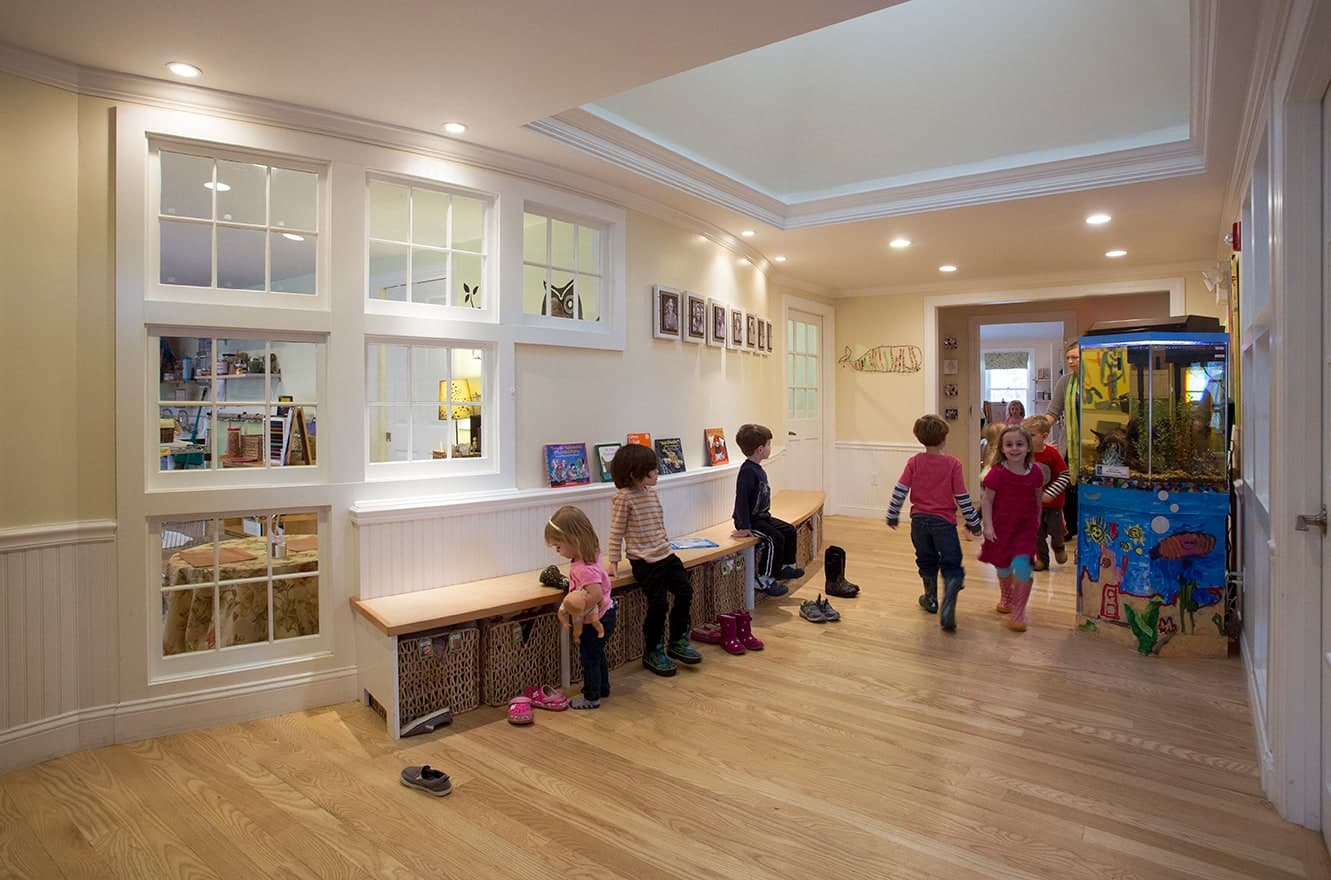 Parker River Preschool Commercial Rowley MA a
