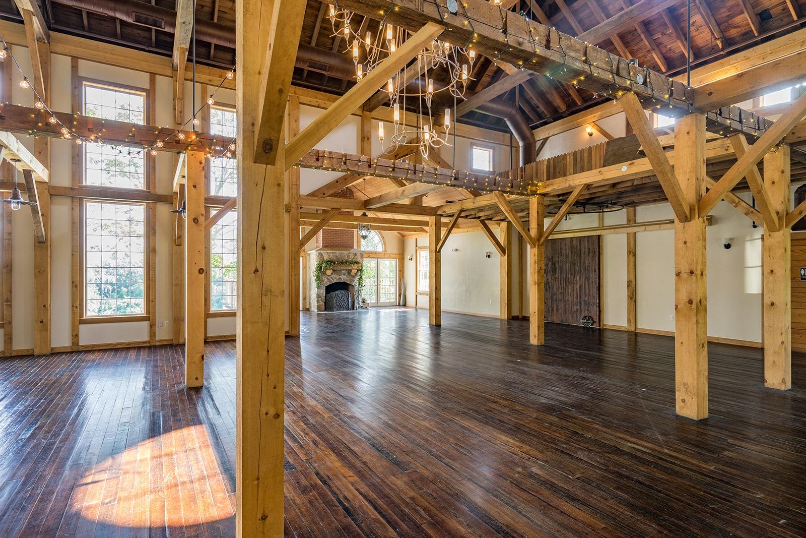 Pierce Farm Barn Commercial Event Space Topsfield MA