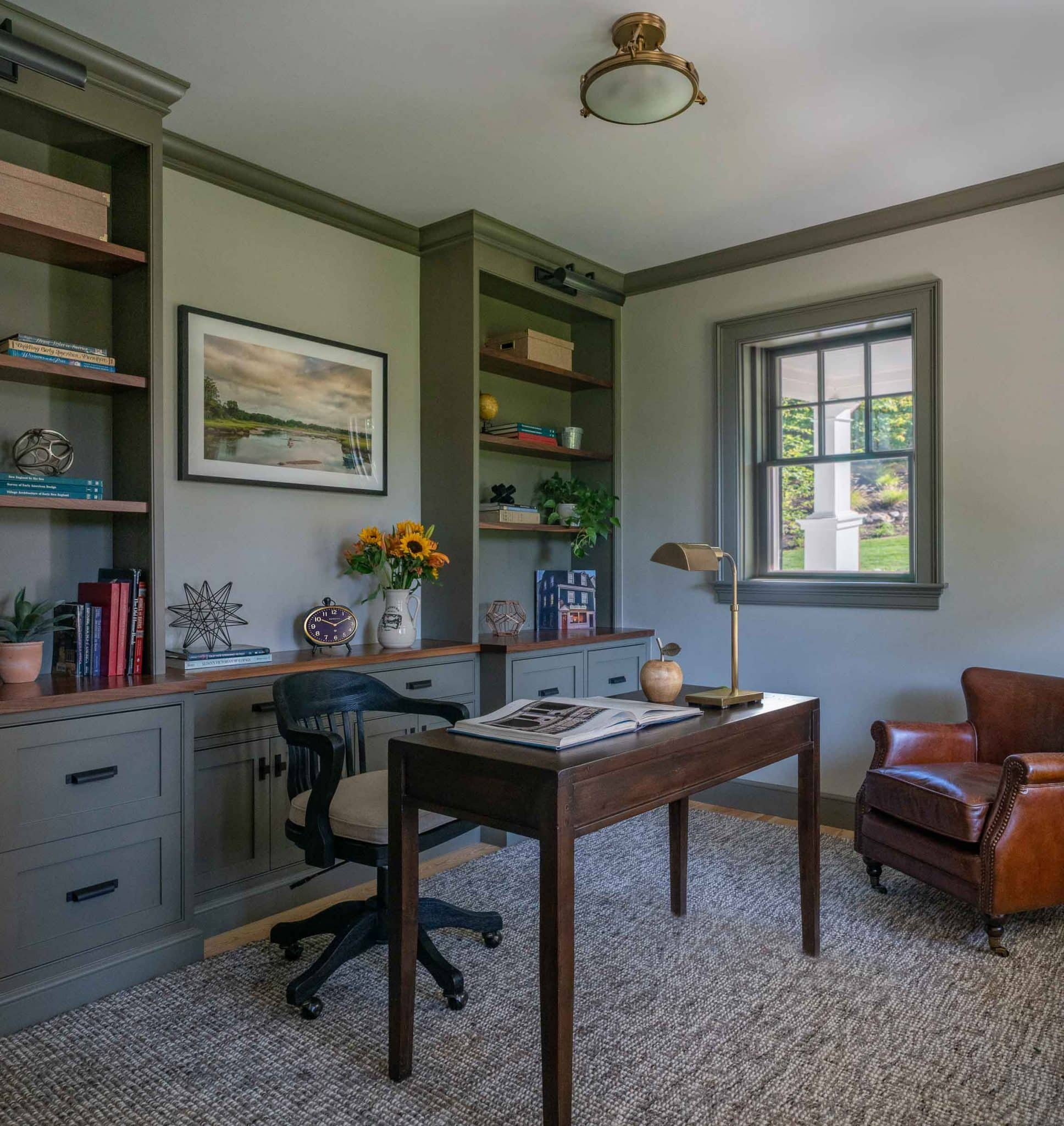 Farmhouse Flair Ipswich MA Office