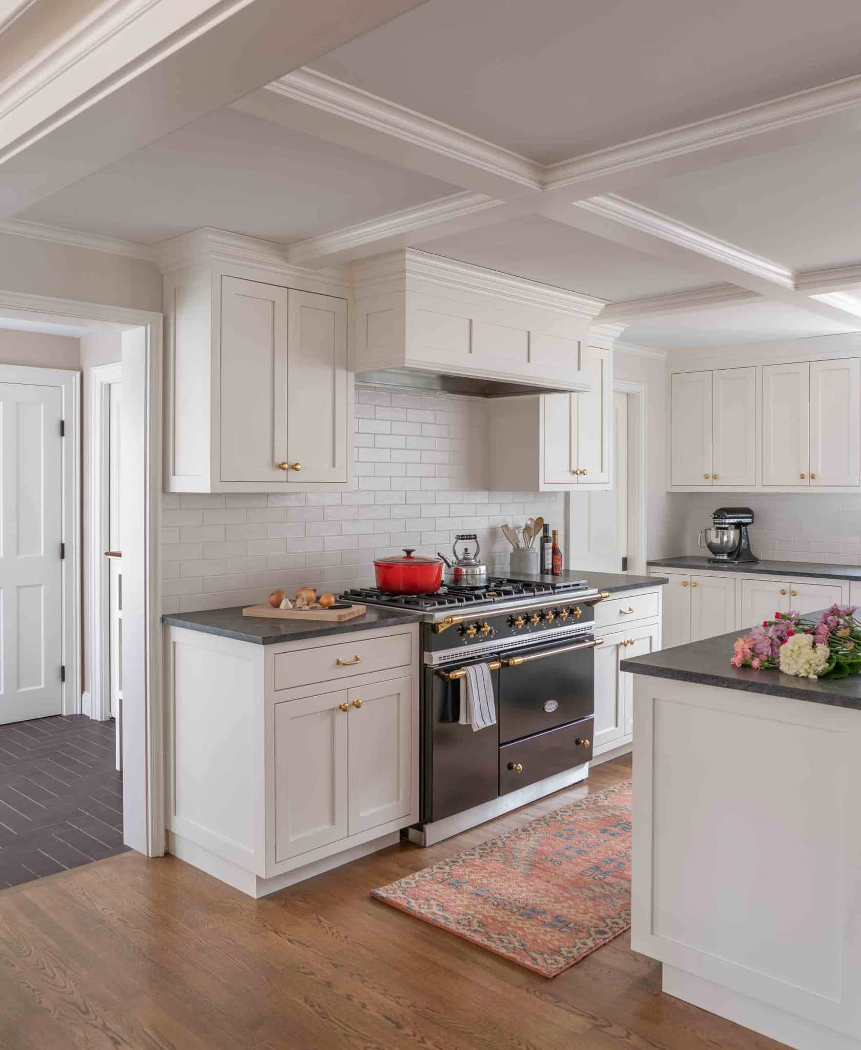 French Flair Winchester MA Kitchen