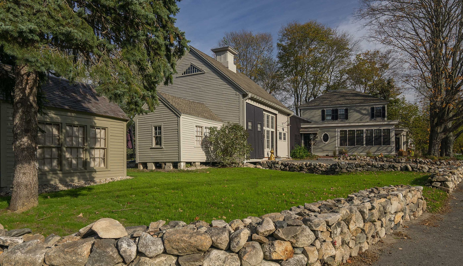 Garvin Weeks Farmstead North Reading MA Exterior Featured