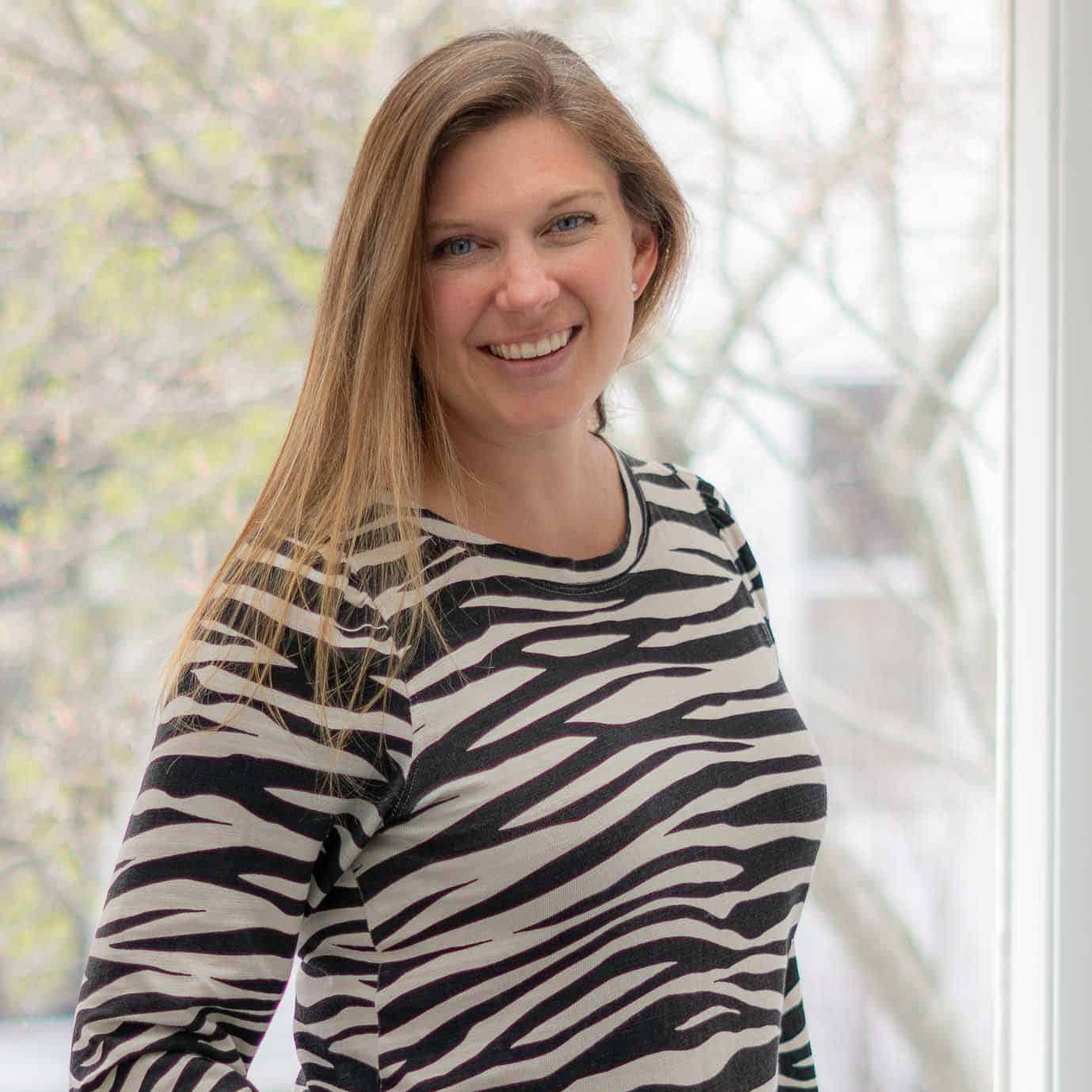 Heather Ukstins Marketing Headshot