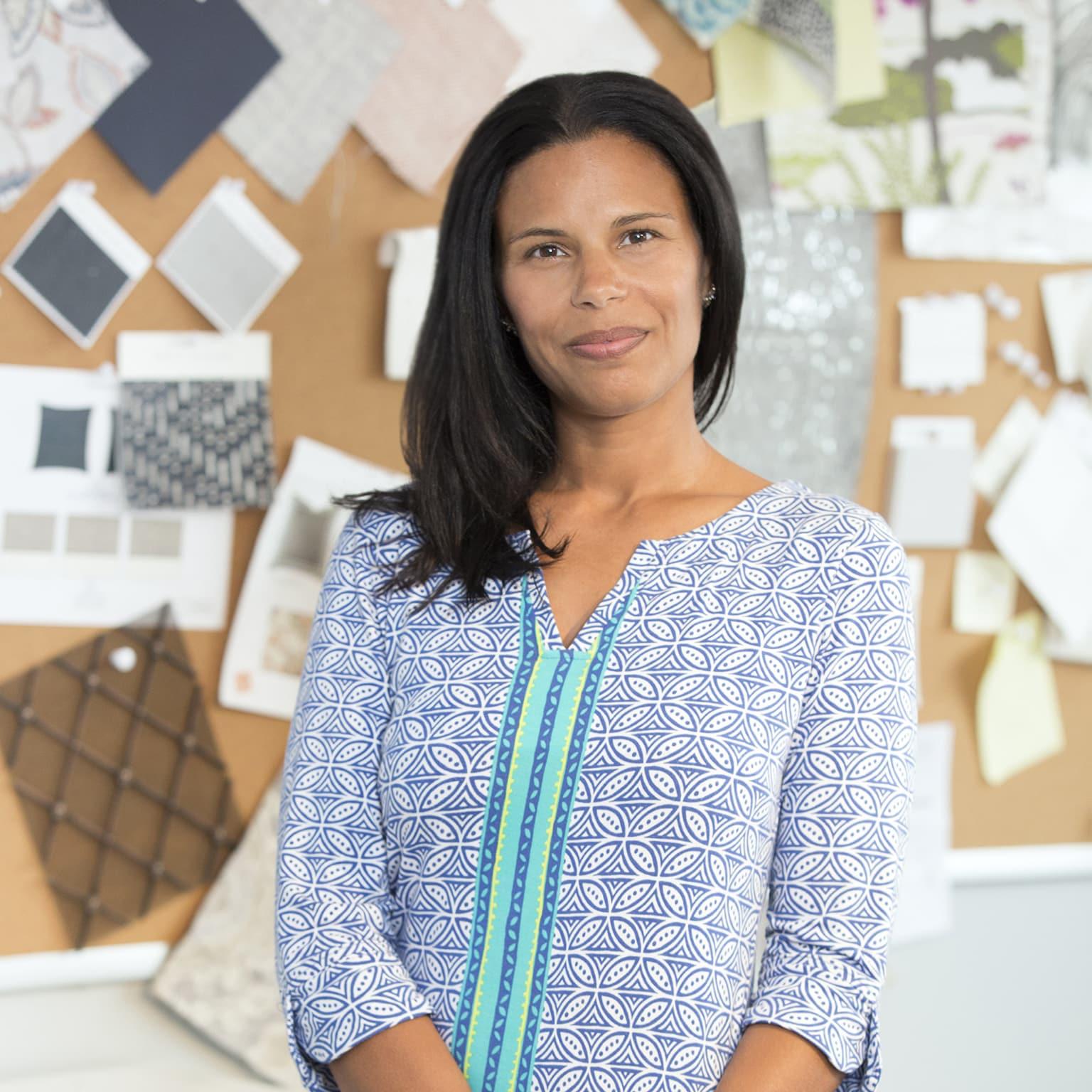 Mindy Haber Senior Interior Designer Headshot