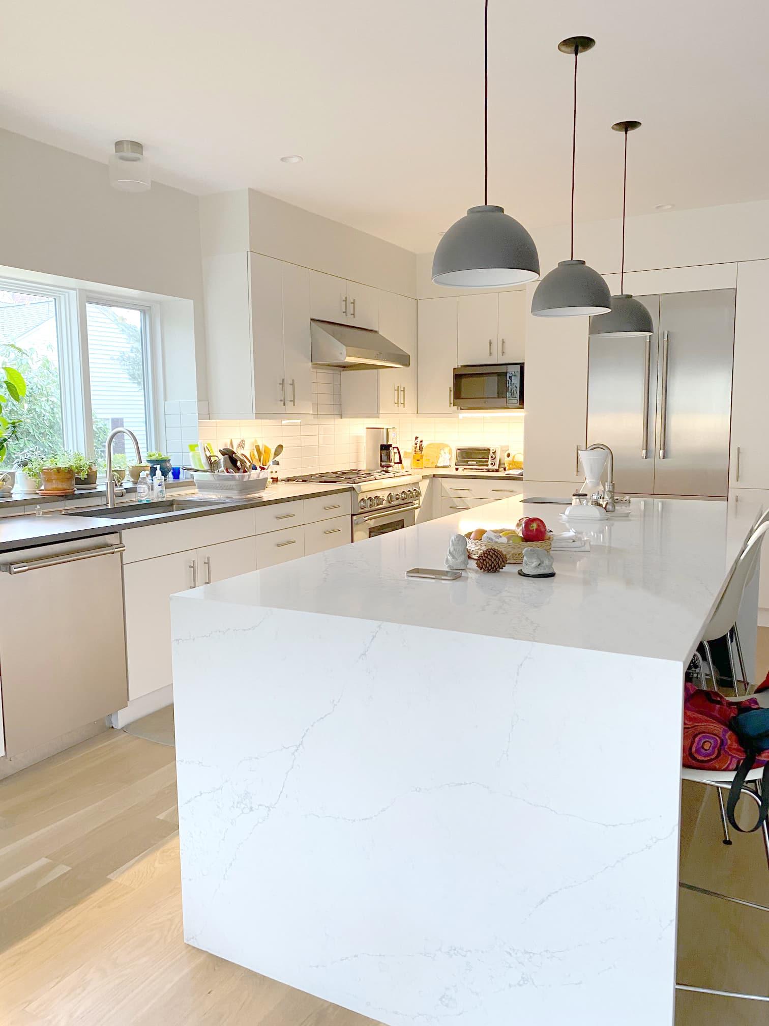 Needham Contemporary Interiors Kitchen In Progress
