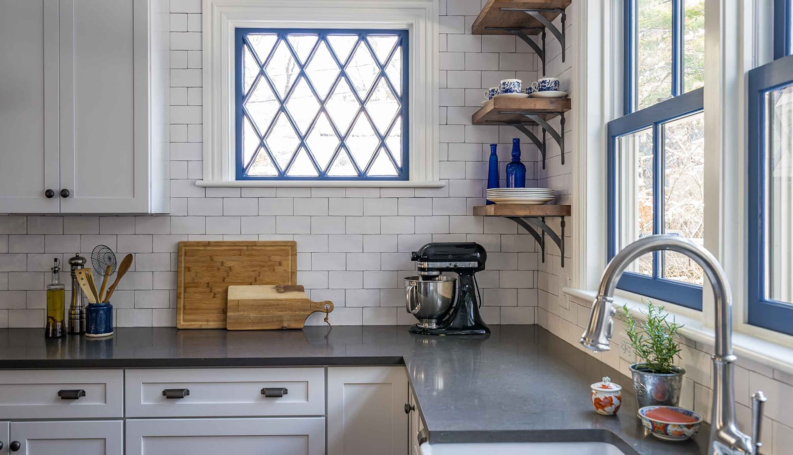 Newton MA Addition This Old House Kitchen Detail featured