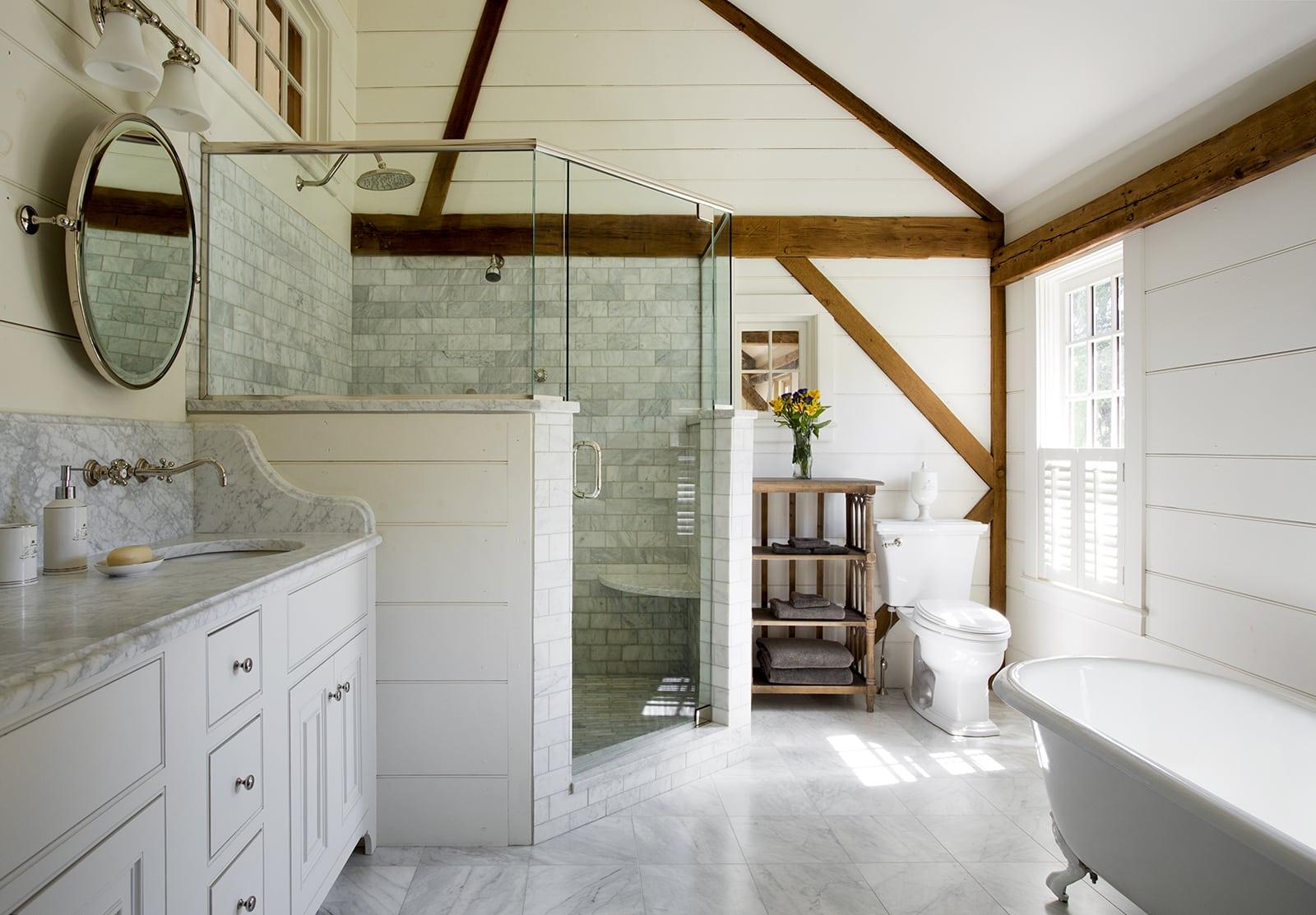 Stanwood Estate Topsfield MA Bathroom
