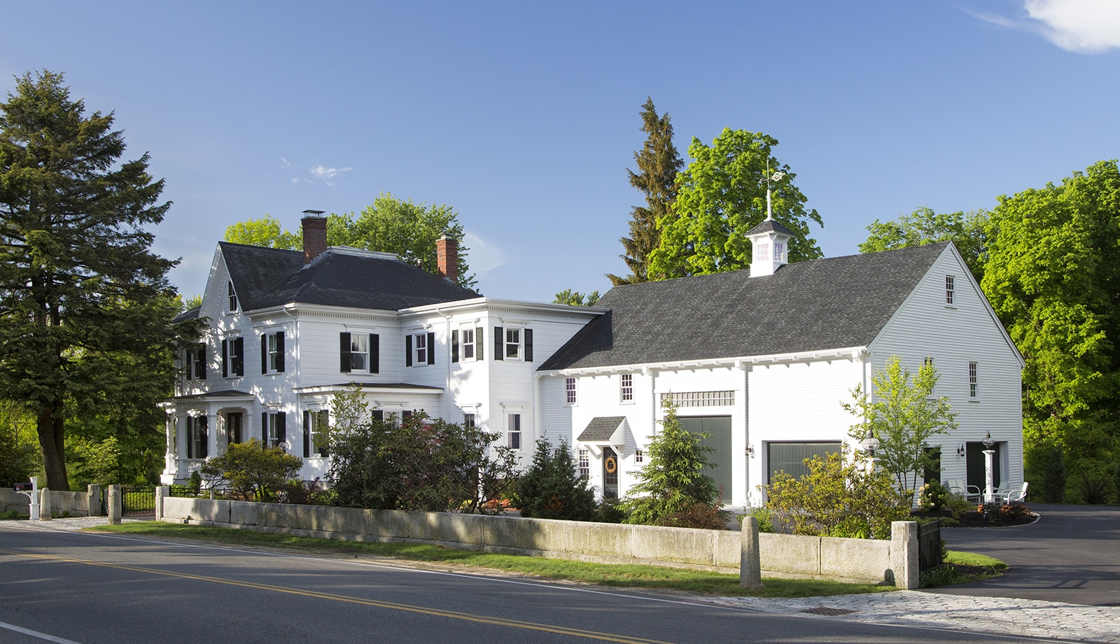 Stanwood Estate Topsfield MA Exterior