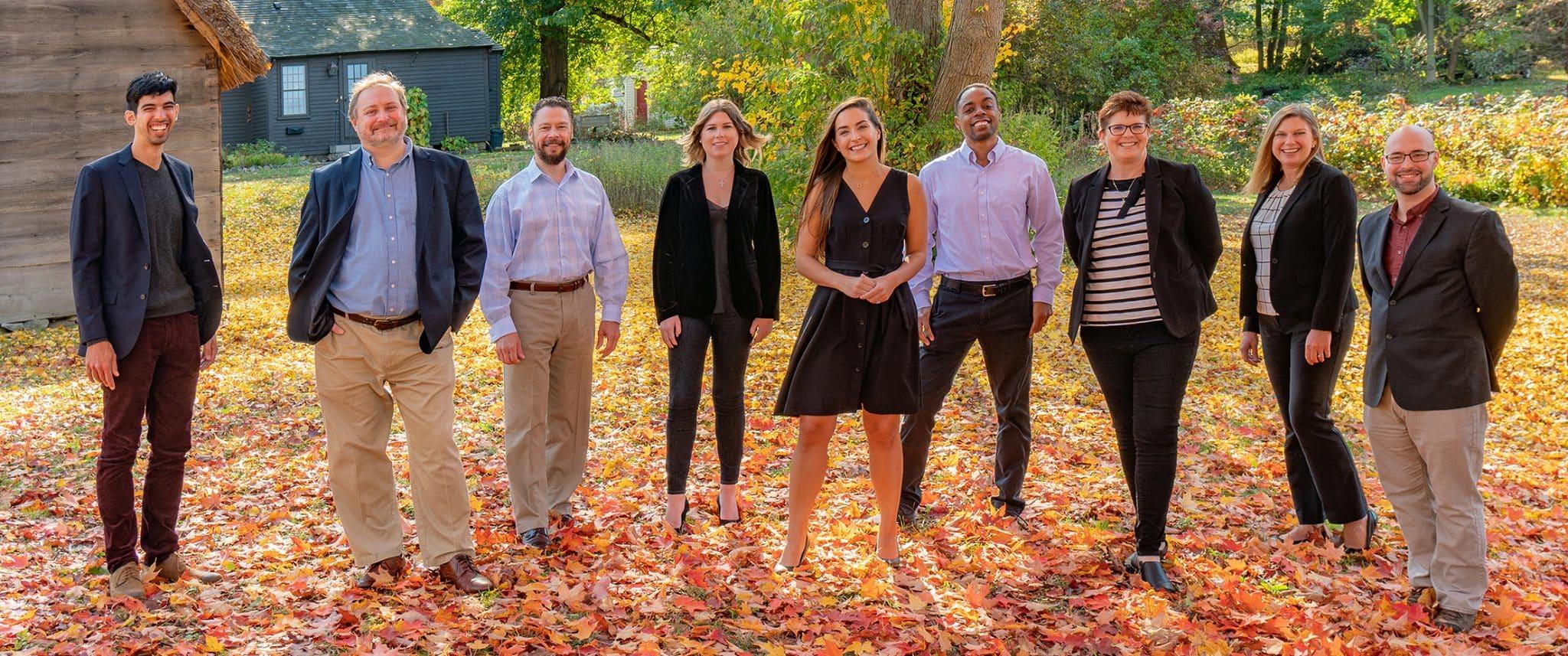 Team Photo Cummings Architecture Interiors
