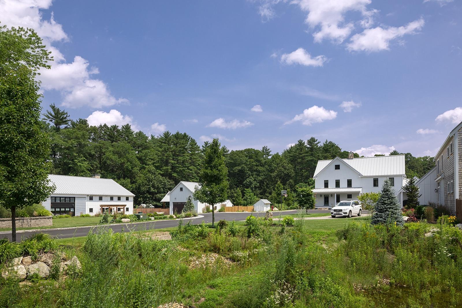 Twin Hills Farm Rowley MA Community