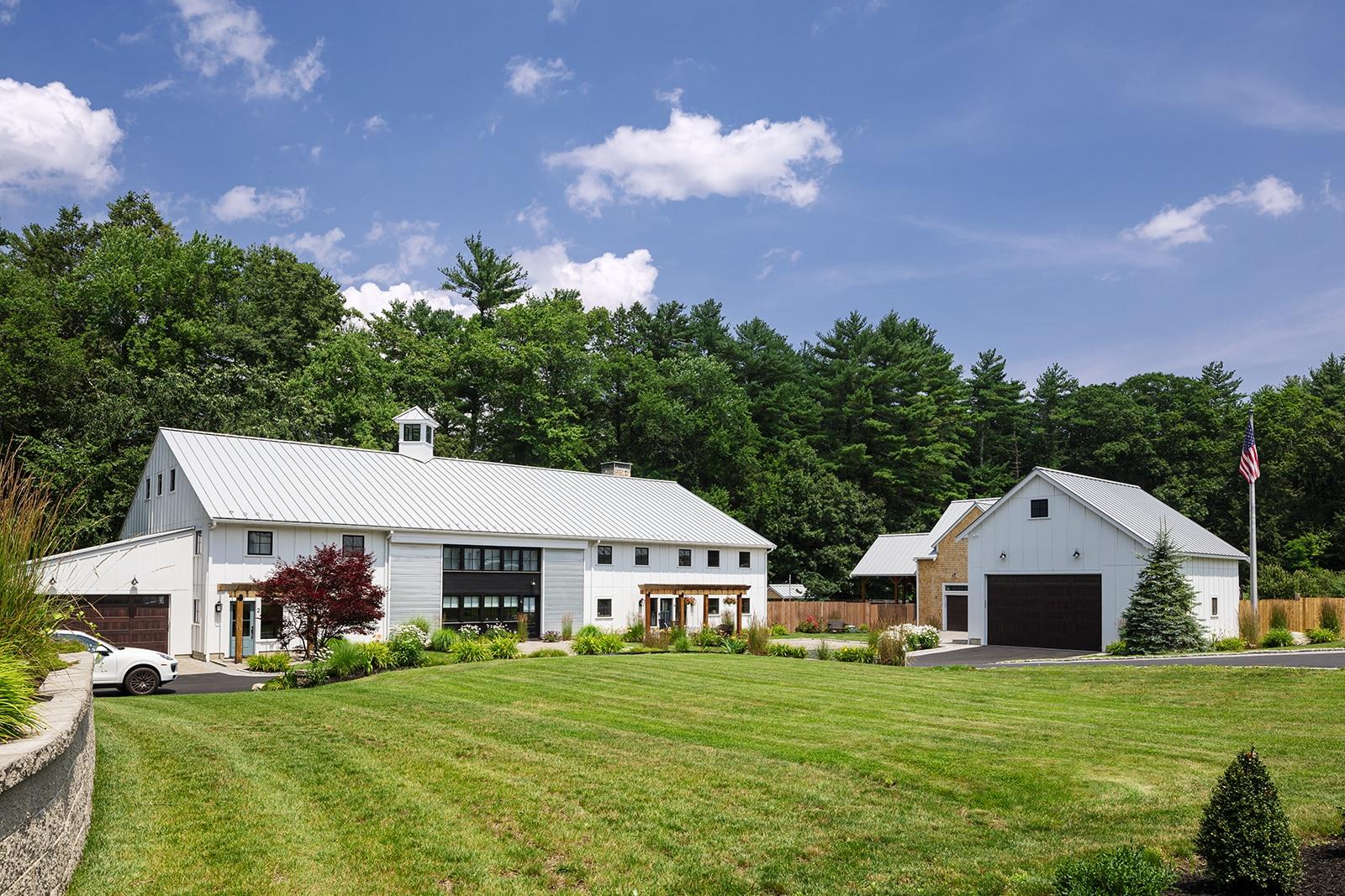 Twin Hills Farm Rowley MA Exterior Condo